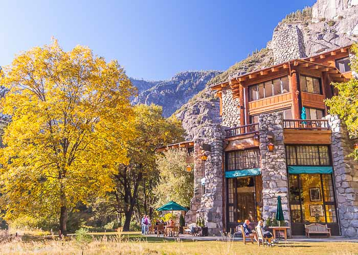 Hotels Near Yosemite Valley