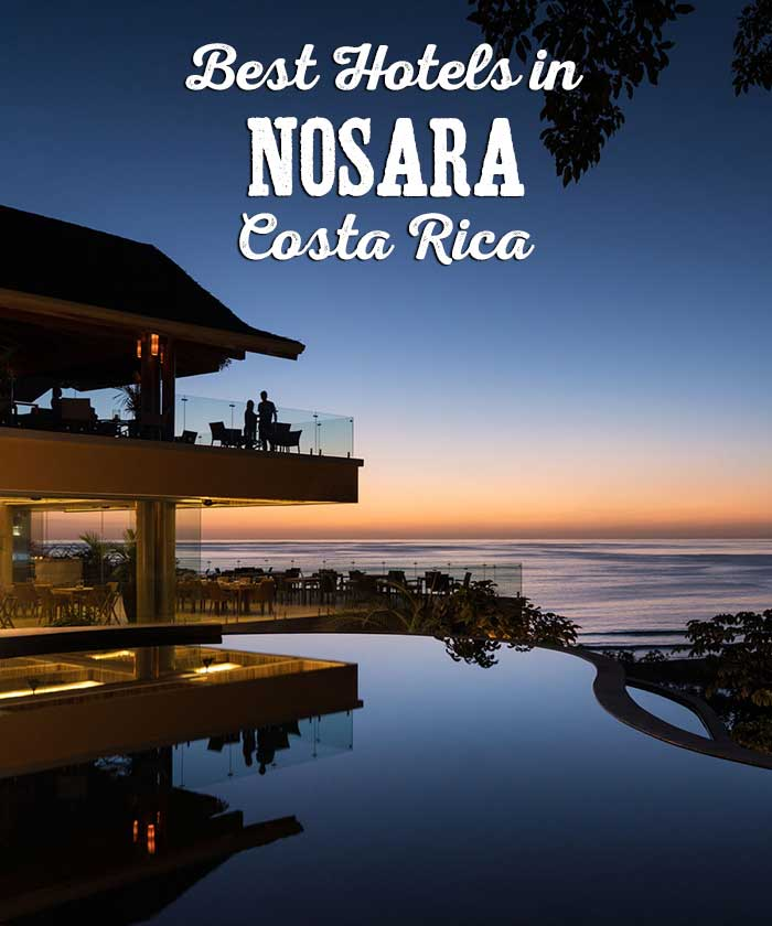 Best hotels in Nosara, Costa Rica