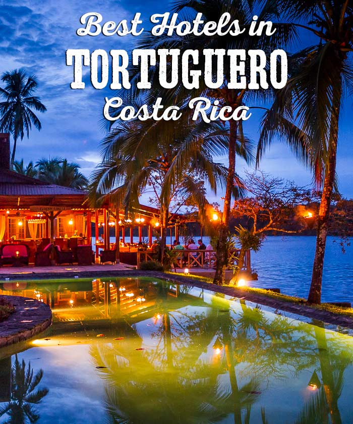 Best hotels and eco-lodges in Tortuguero, Costa Rica