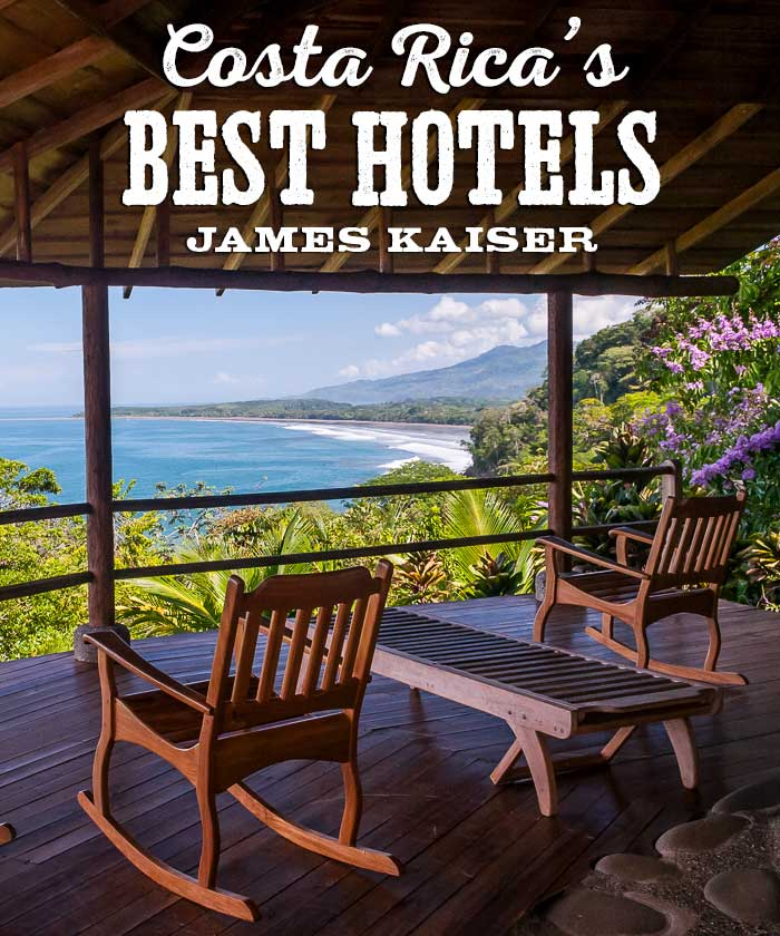 Costa Rica's best hotels and ecolodges