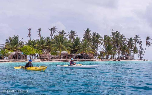 Sea Kayaking Panama's San Blas Islands