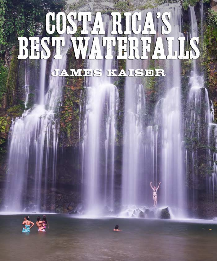 Costa Rica is home to some of the world's most stunning waterfalls. Discover where to find the very best!