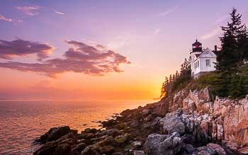 Acadia National Park Best Times to Visit