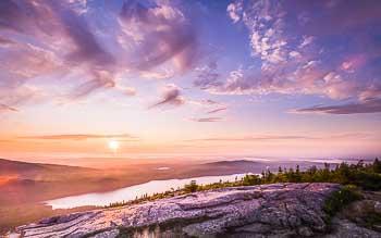 Acadia National Park Weather