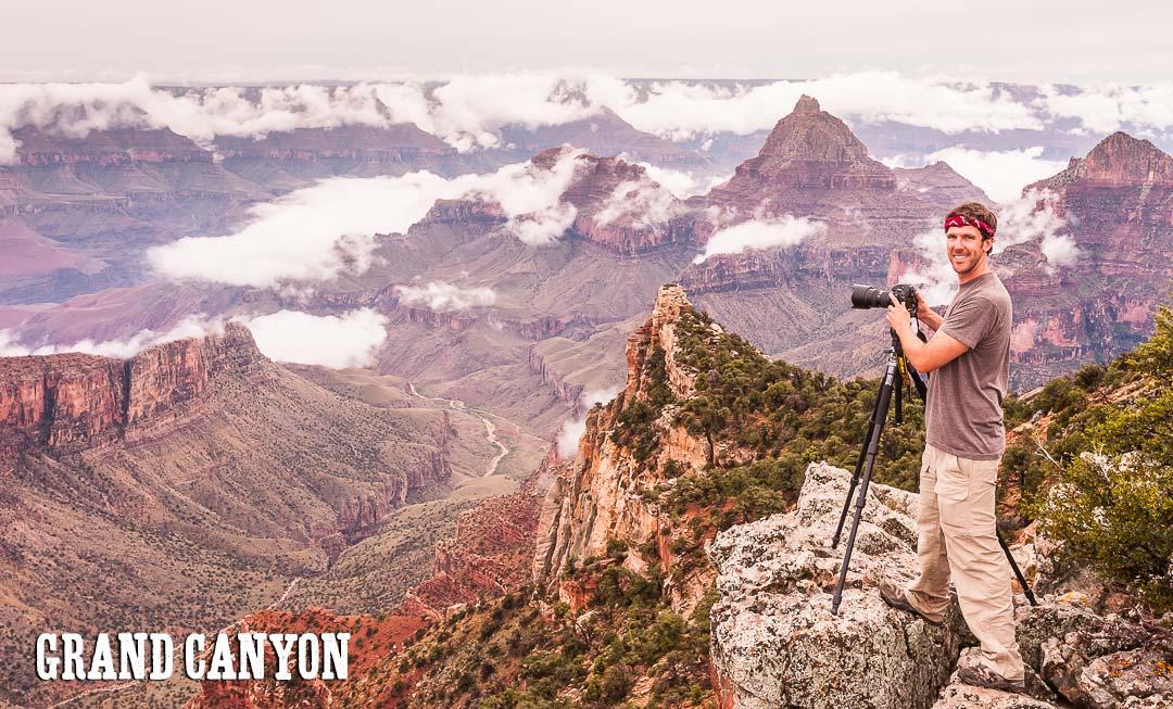 James Kaiser, Grand Canyon