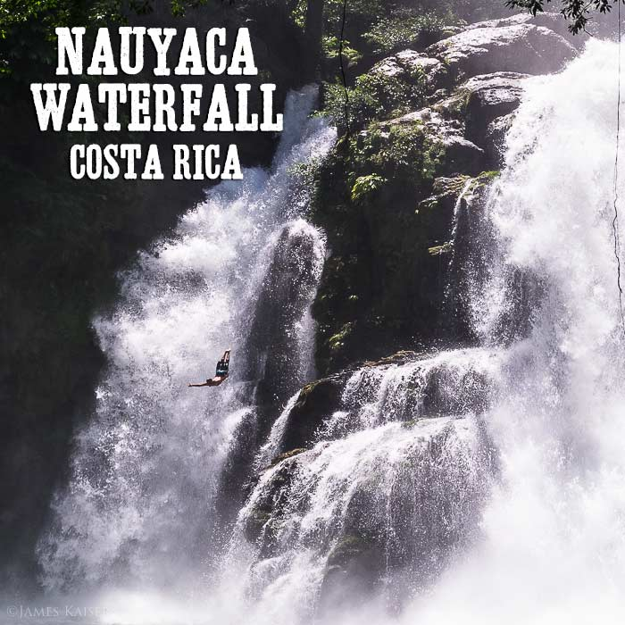Nauyaca Waterfall, Costa Rica