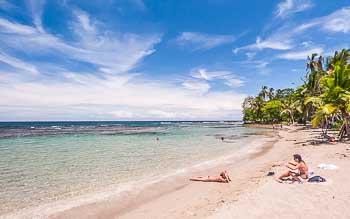 Best beaches on Costa Rica's Caribbean coast
