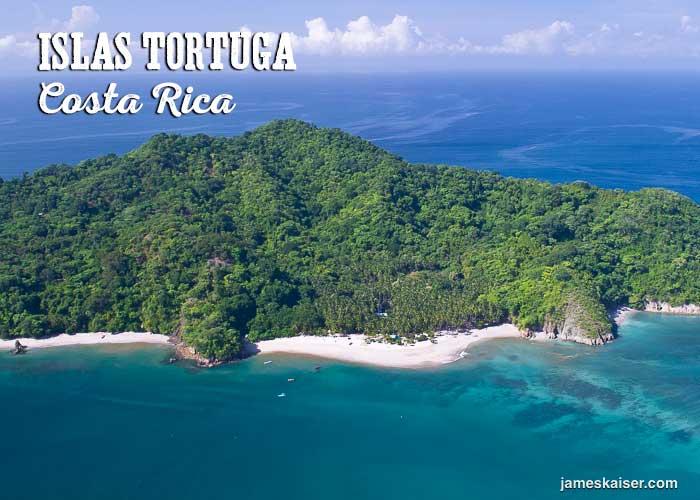 Islas Tortuga beach, Costa Rica