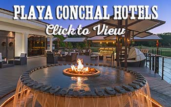 Playa Conchal Hotels