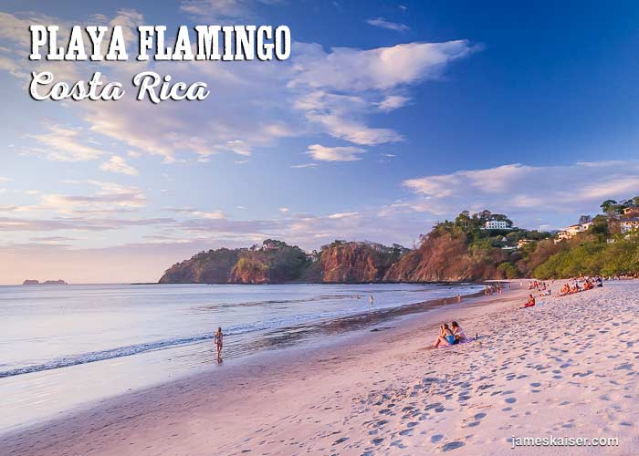 Playa Flamingo beach, Costa Rica