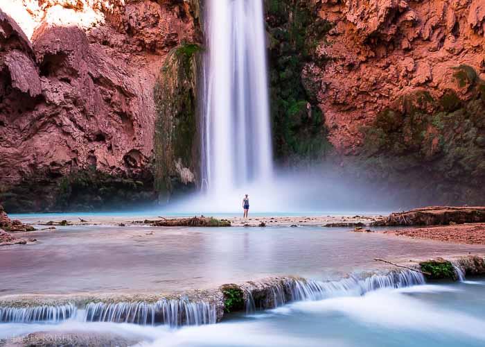 Mooney Falls, Havasu Canyon
