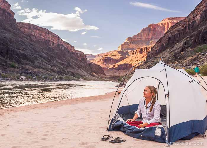 Backcountry Camping, Grand Canyon
