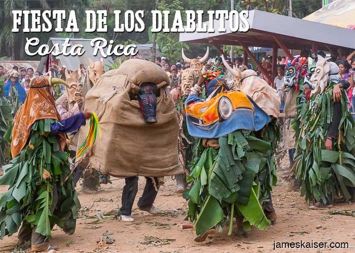 Fiesta de los Diablitos, Costa Rica
