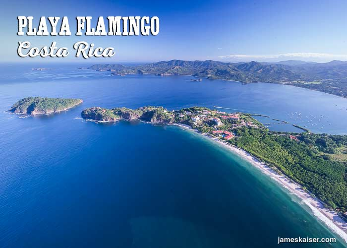 Playa Flamingo and Isla Plata, Costa Rica