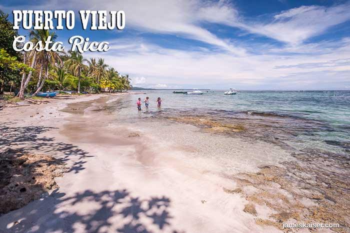 Puerto Viejo reefs, Costa Rica