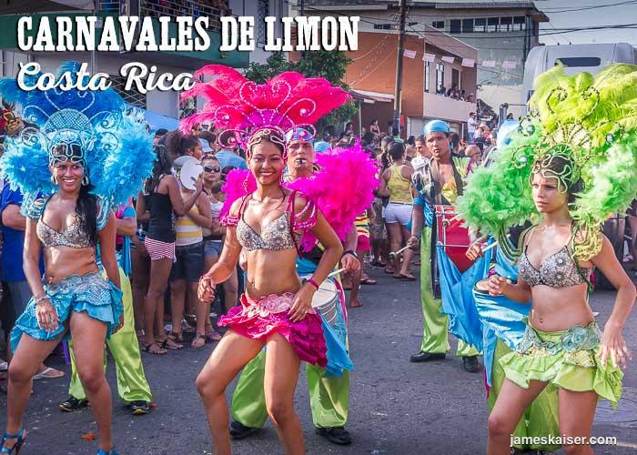 Carnival de Limon, Costa Rica