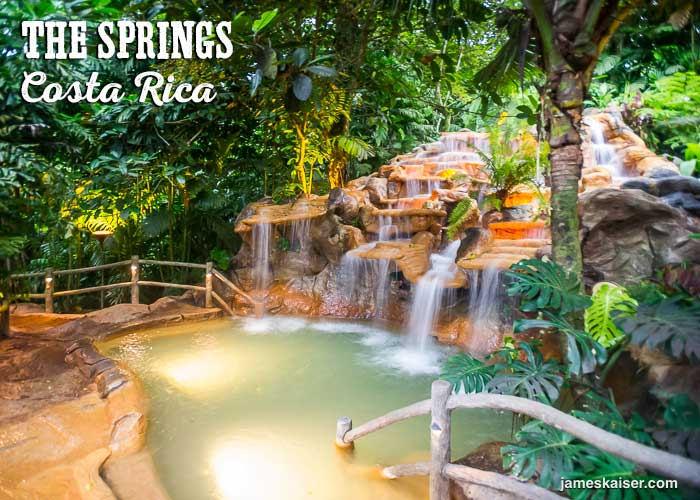The Springs, Arenal, Costa Rica