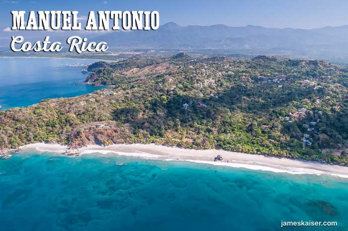 Travel to Manuel Antonio, Costa Rica