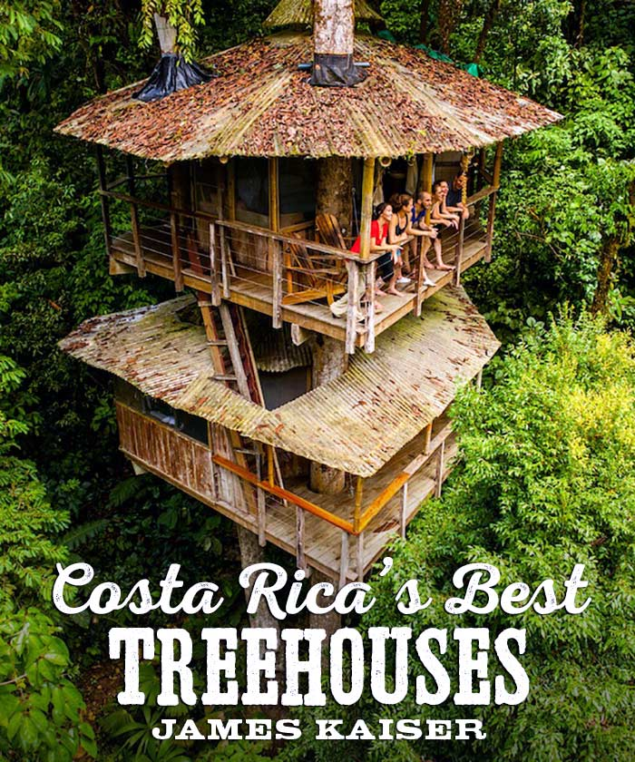 Costa Rica's Best Treehouses