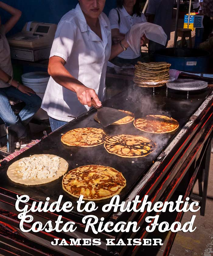Guide to authentic Costa Rican food