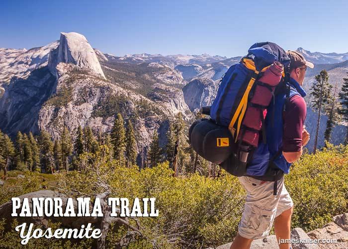 Panorama Trail, Yosemite