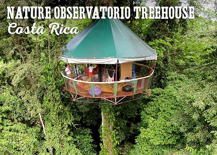 Costa Rica S Top Treehouse Ecolodges Photos James Kaiser