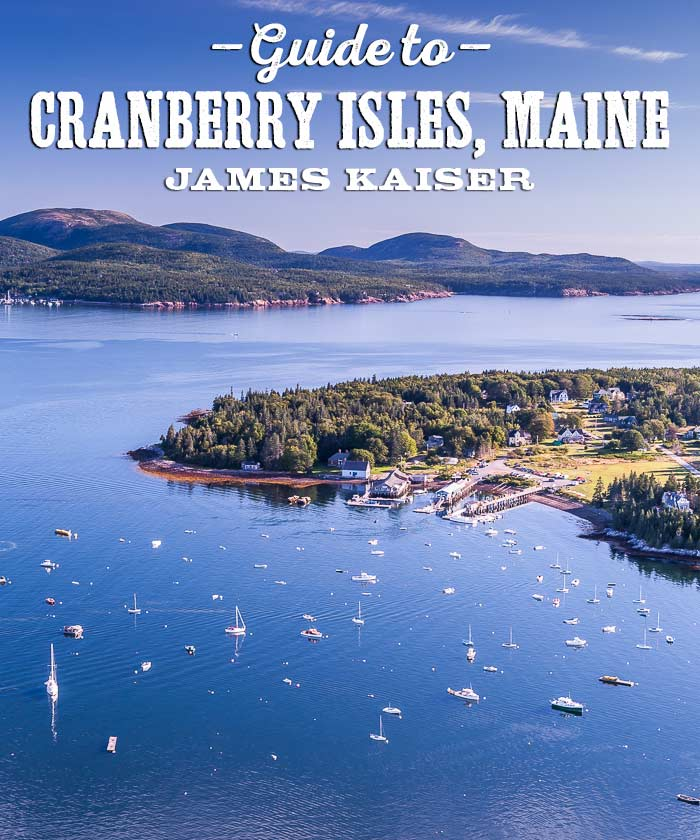 Cranberry Isles Maine Travel Guide