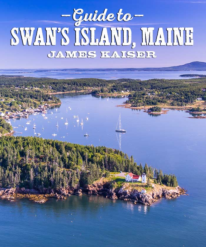 Guide to Swan's Island, Maine