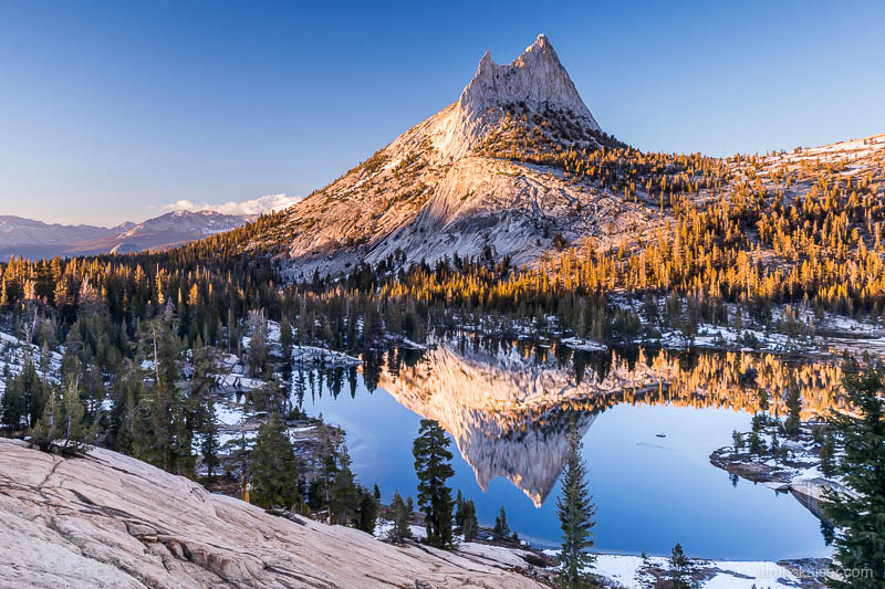 Cathedral Peak Yosemite National Park Prints